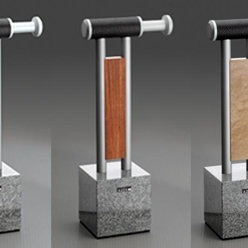 3つの木材